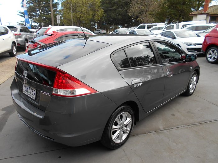 2011 Honda Insight VTi ZE Grey