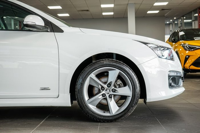 2016 Holden Cruze SRi Z-Series JH Series II MY16 White
