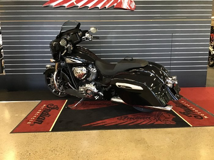 2019 Indian CHIEFTAIN LIMITED THUNDR BLACK