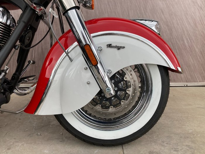 2020 Indian CHIEF VINTAGE SKYBLUE-PL WHITE