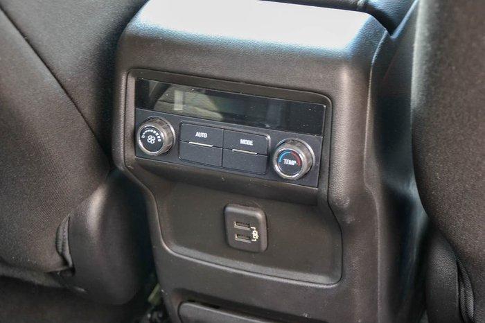 2018 Holden Acadia LT AC MY19 White