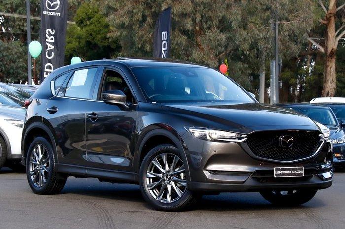 2019 Mazda CX-5 Akera KF Series 4X4 On Demand Bronze
