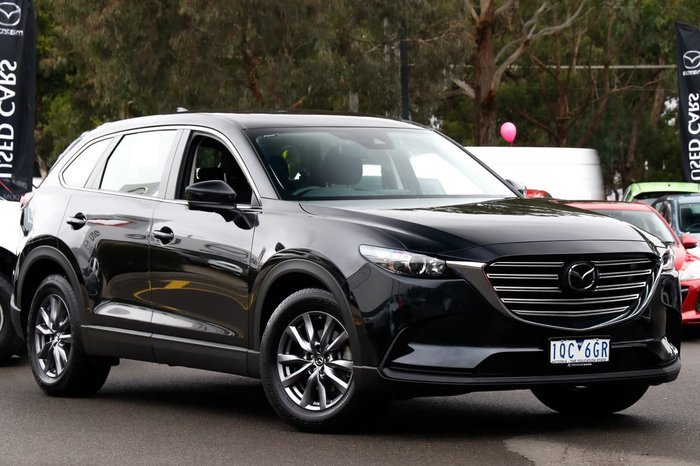 2019 Mazda CX-9 Sport TC Black