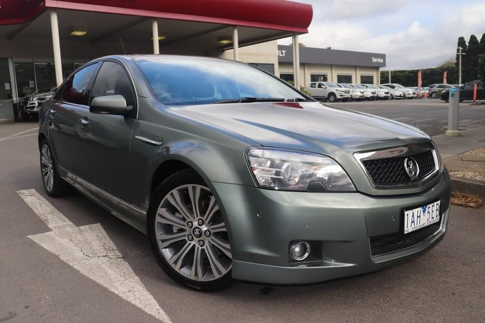 2013 Holden Caprice V WN MY14 Grey
