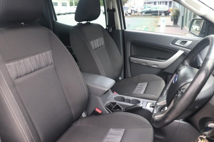 2014 Ford Ranger XLT PX 4X4 Dual Range Silver