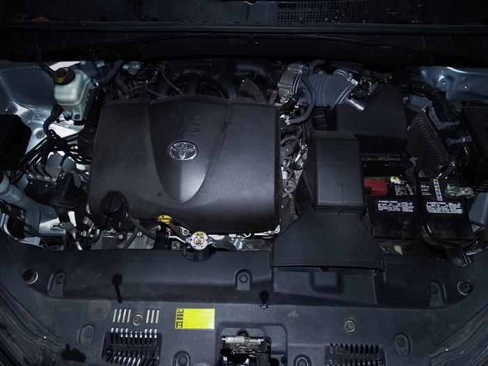 2018 Toyota Kluger GXL GSU50R Blue