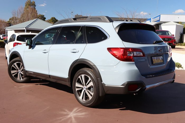 2020 Subaru Outback 2.5i Premium 5GEN MY20 Four Wheel Drive Grey