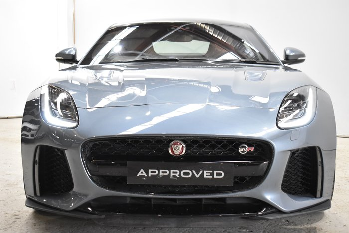 2019 Jaguar F-TYPE SVR X152 MY20 4X4 On Demand Grey