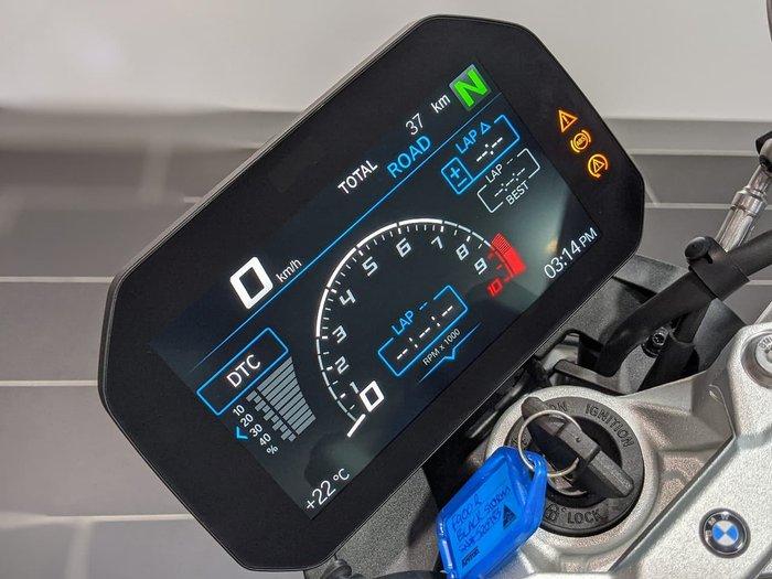 2020 BMW F 900 R null null Black