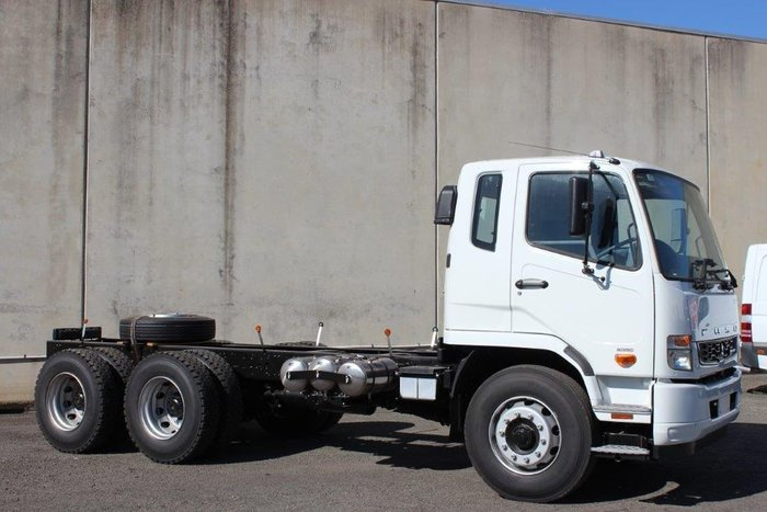2019 FUSO FIGHTER null null White