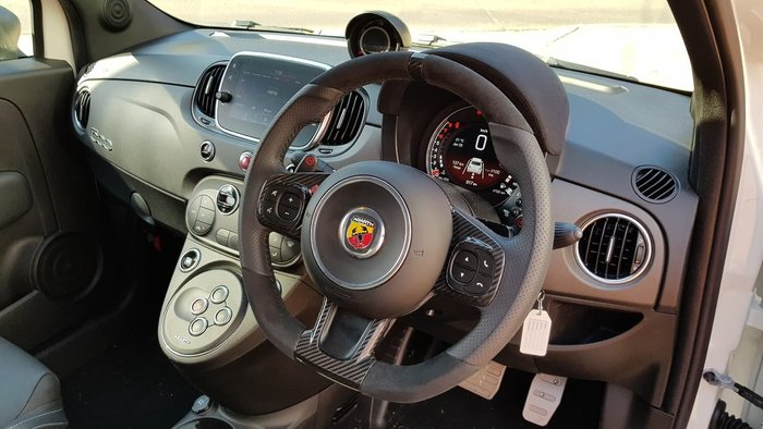 2019 Abarth 595 Series 4 Black