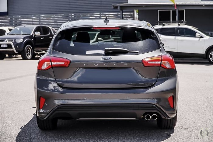 2019 Ford Focus ST-Line SA MY19.75 Magnetic