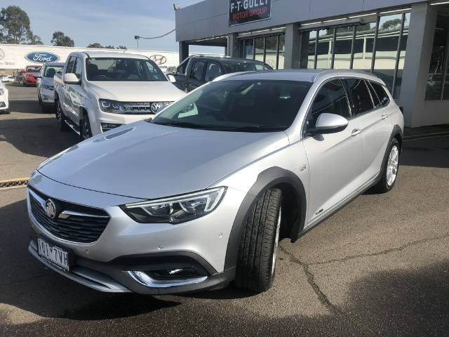 2019 Holden Calais ZB MY19 4X4 On Demand NITRATE