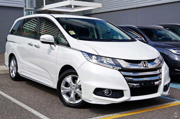 2020 Honda Odyssey VTi 5th Gen MY20 White