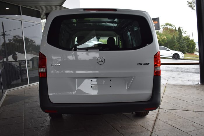 2020 Mercedes-Benz Vito 116CDI 447 White