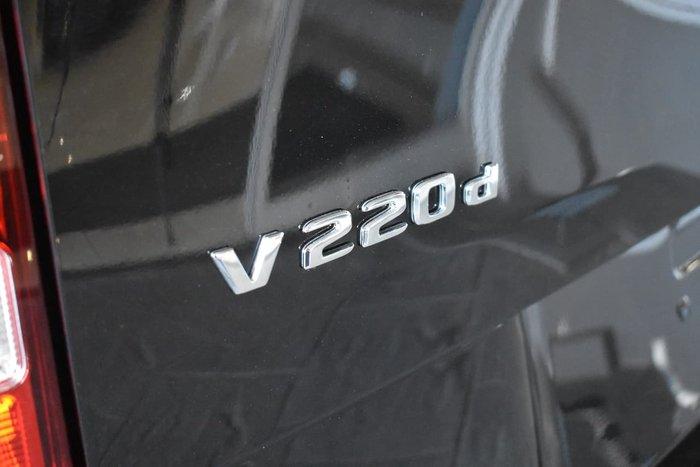 2020 Mercedes-Benz V-Class V220 d 447 Black