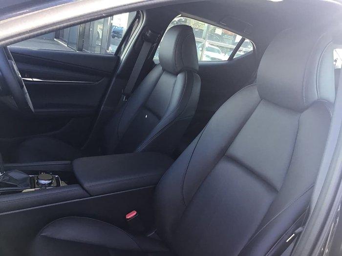 2020 Mazda 3 G25 GT BP Series Blue