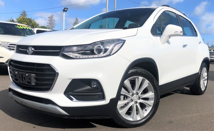 2019 Holden Trax LTZ TJ MY20 White