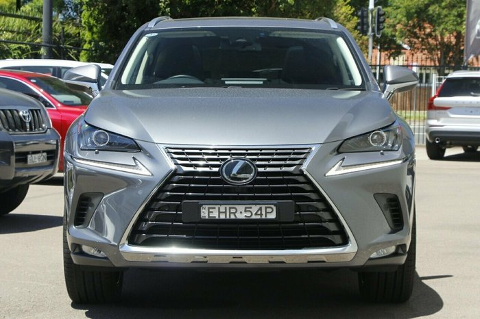 2020 Lexus NX NX300 Luxury AGZ10R MERCURY GREY