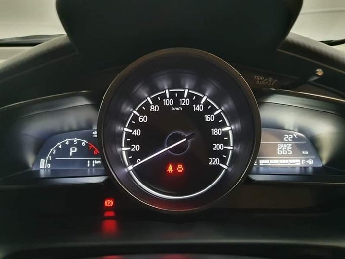 2020 Mazda CX-3 Maxx Sport DK Grey