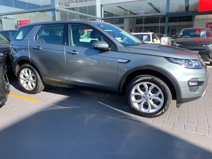 2016 Land Rover Discovery Sport SD4 HSE L550 MY16.5 4X4 Constant Grey