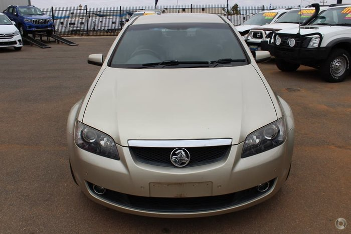 2006 Holden Calais V VE Gold