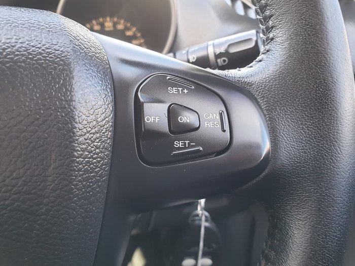 2016 Mazda BT-50 GT UR 4X4 Dual Range White