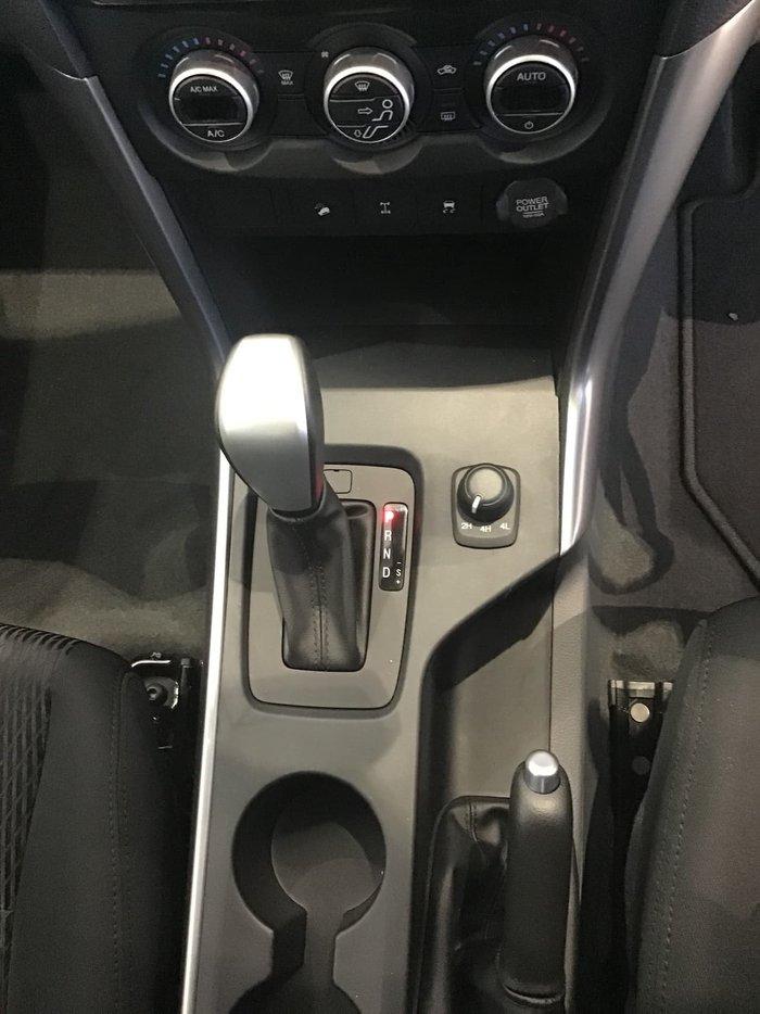 2020 Mazda BT-50 XTR UR 4X4 Dual Range Bronze