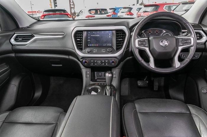 2018 Holden Acadia LTZ AC MY19 White
