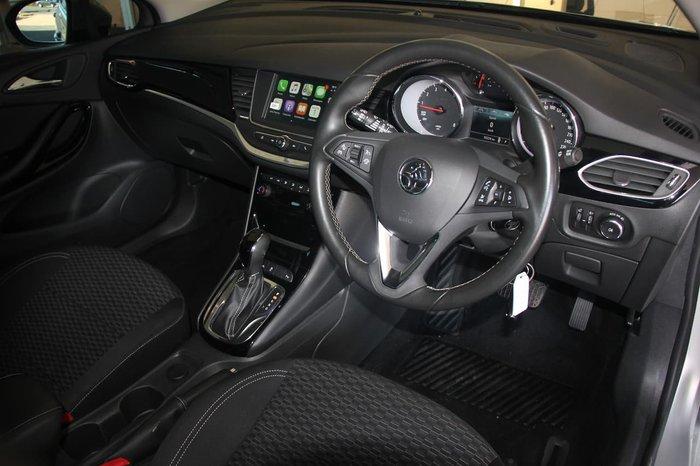 2017 Holden Astra R+ BK MY18 Silver