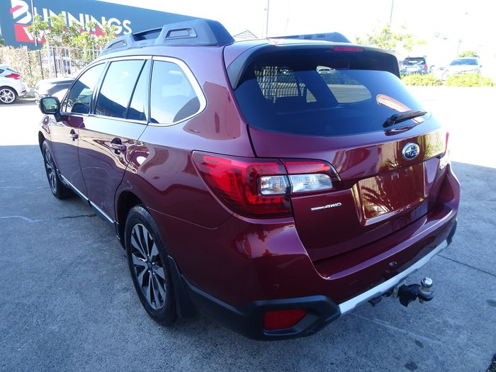 2016 Subaru Outback 2.5i 5GEN MY16 Four Wheel Drive Red