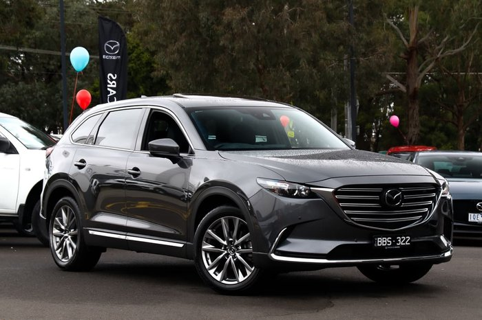 2019 Mazda CX-9 GT TC 4X4 On Demand Grey