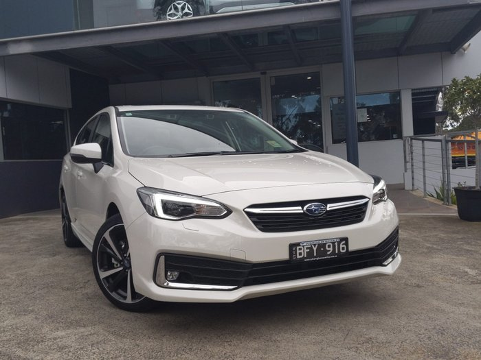 2020 Subaru Impreza 2.0i-S G5 MY20 Four Wheel Drive White