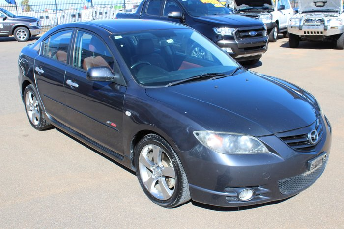 2005 Mazda 3 SP23 BK Series 1 Black