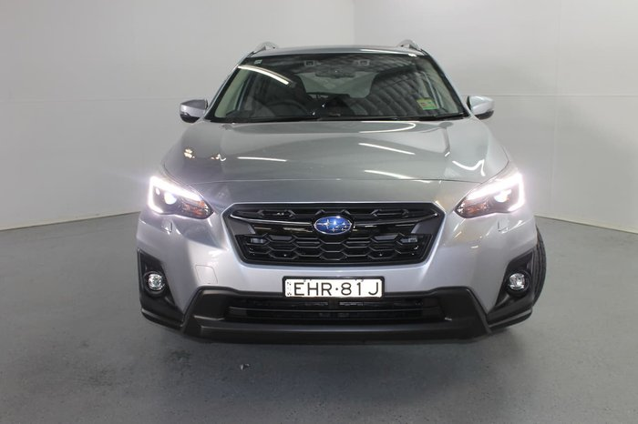 2019 Subaru XV 2.0i-S G5X MY19 Four Wheel Drive Silver
