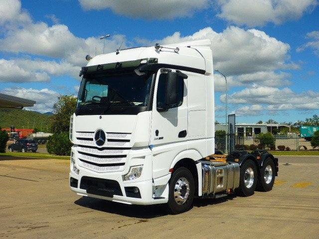 2020 Mercedes-Benz 2663 106 TONNE RATED PRIME MOVER White