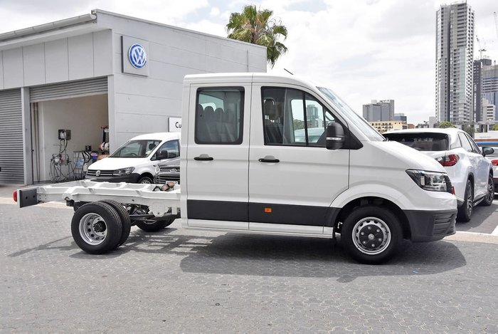 2019 Volkswagen Crafter 50 TDI410 SY1 MY20 White