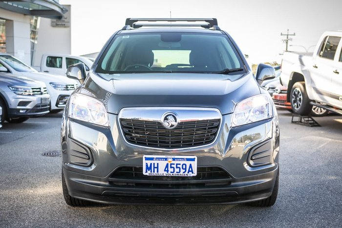 2016 Holden Trax Active TJ MY16 Grey