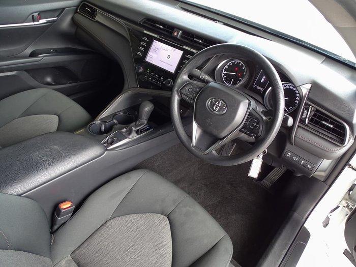 2018 Toyota Camry Ascent ASV70R White