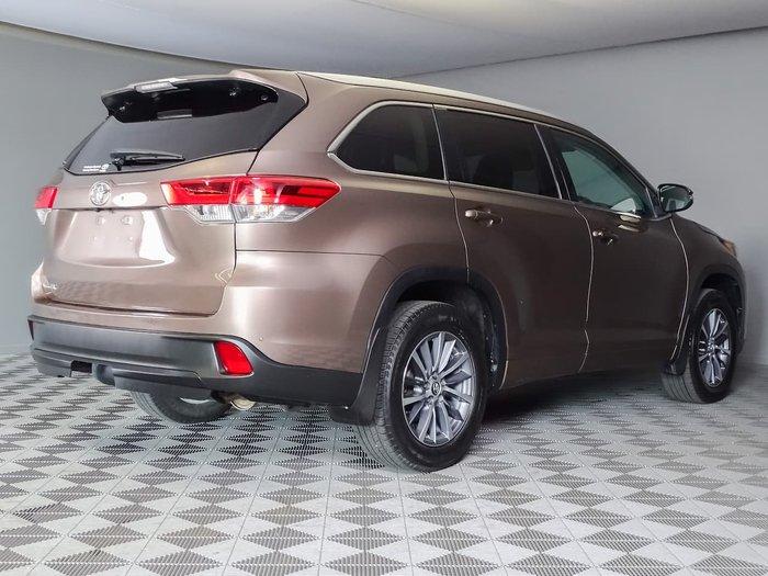 2018 Toyota Kluger GXL GSU50R Brown