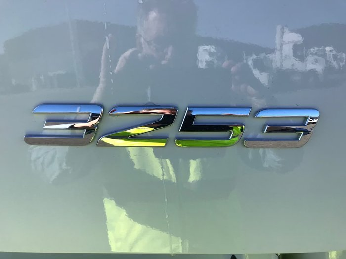 2020 MERCEDES-BENZ AROCS 3253L White