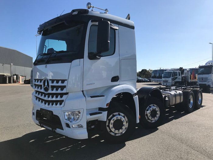 2020 MERCEDES-BENZ AROCS 3253L null null White