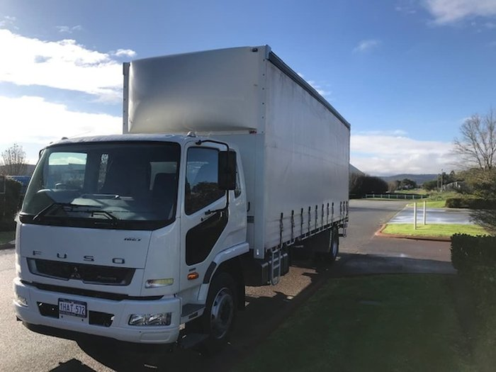 2019 FUSO FIGHTER 1627 null null null