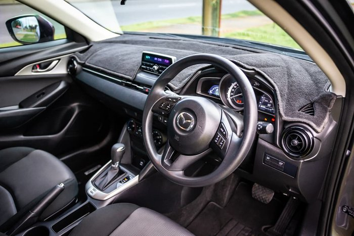 2016 Mazda CX-3 Neo DK Grey