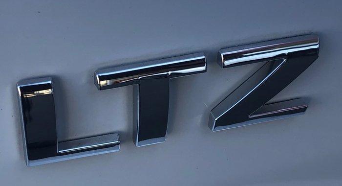 2020 Holden Trailblazer LTZ RG MY20 4X4 Dual Range White