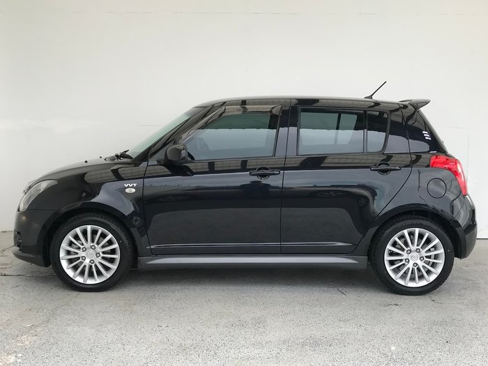 2008 Suzuki Swift Sport RS416 Black