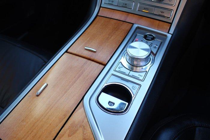 2008 Jaguar XF Luxury X250 Grey