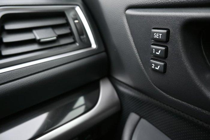 2015 Subaru Outback 3.6R 5GEN MY16 Four Wheel Drive White