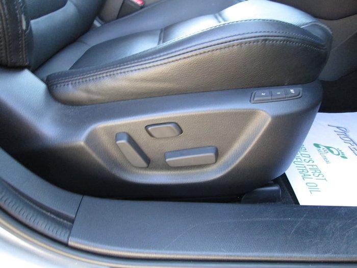 2017 Mazda 6 GT GL Series Silver