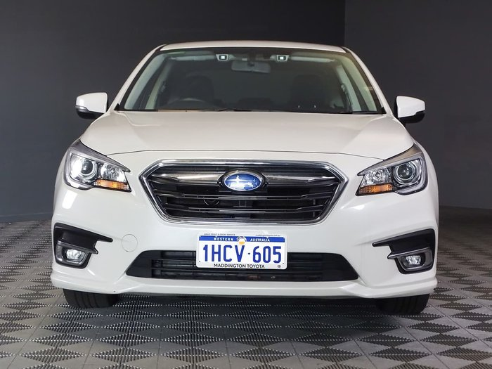 2017 Subaru Liberty 2.5i 6GEN MY18 Four Wheel Drive White